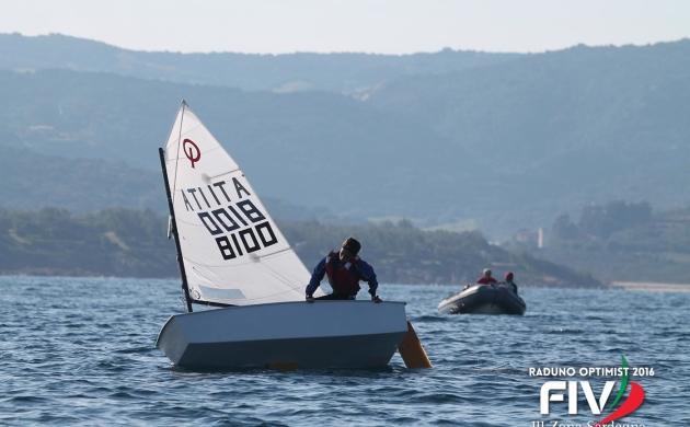 Raduno Tecnico classe Optimist -CN Arzachena 23-24/1/16