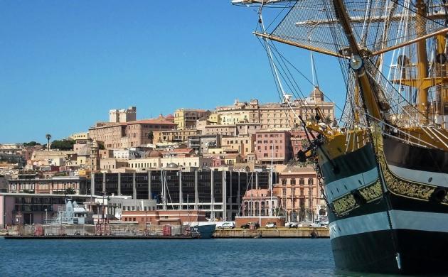 La III Zona ti porta a bordo dell'Amerigo Vespucci (aggiornato con foto)