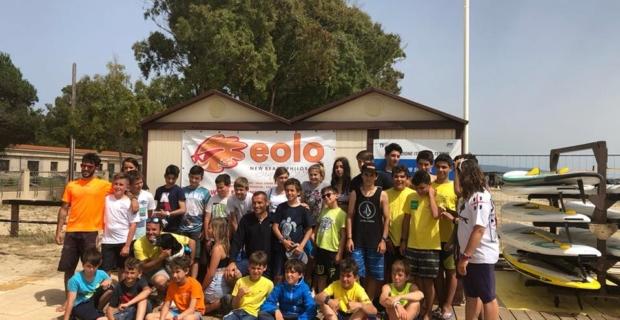 Raduno Techno293 Eolo 2018 (Oristano 26-27 maggio 18)