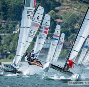 Stage Nacra 15 a Cagliari col Tecnico Federale Gigi Picciau 20-23 dicembre 27-30 dicembre 3-5 gennaio