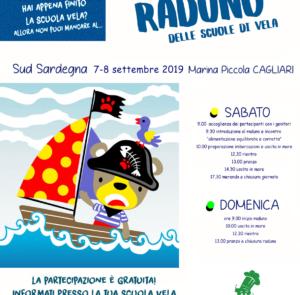 Raduno delle scuole vela 2019: SUD Sardegna 7-8 settembre 2019