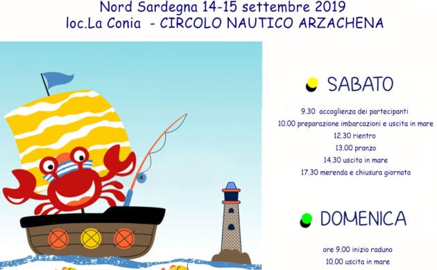Raduno delle scuole vela 2019: NORD Sardegna 14-15 settembre 2019