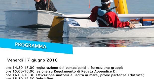 Raduno a Squadre Optimist Cannigione 17-18 giugno 2016