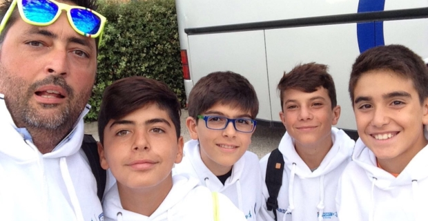 Trofeo CONI Kinder 2017