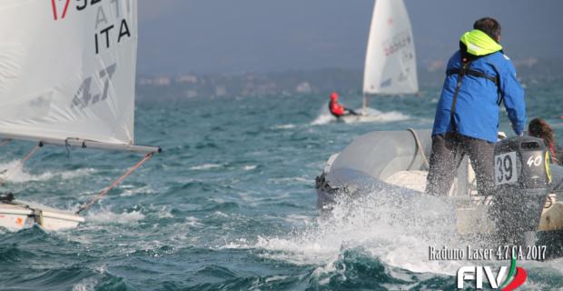 Raduno laser 4.7 21-23 febbraio  2020 Yacht club Cannigione