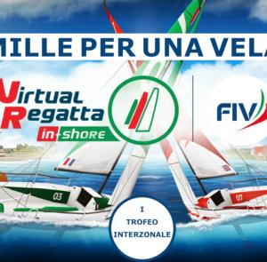 """I Trofeo Interzonale E-Sailing – """"Mille per una vela"""""""