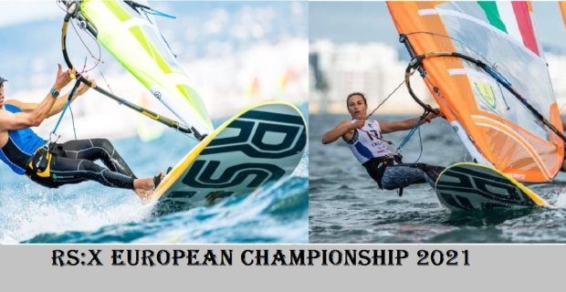 Europeo del windsurf olimpico RS:X
