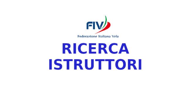 RICERCA ISTRUTTORI