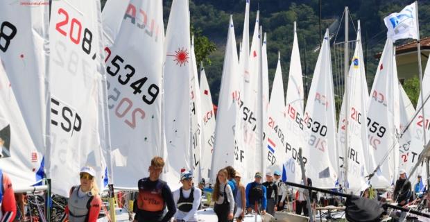 2021 ILCA 6 Youth World Championships