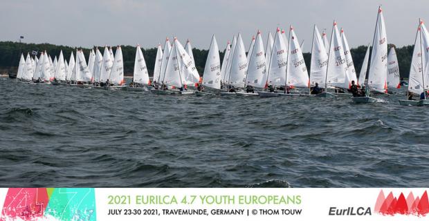 2021 4.7 Campionati Europei Giovanili – Travemünde Germania